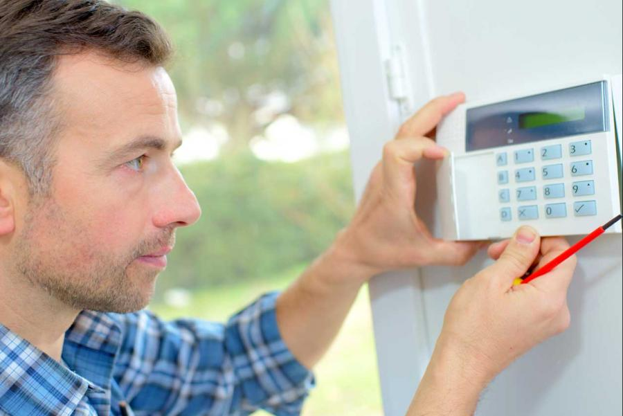 The Reason Modern Locksmiths Are Now Fitting Burglar Alarms and CCTV Systems